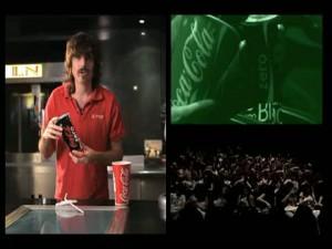 publicidad de coca cola en el cine